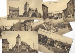 Lot De 6 Belle Cartes De Chamborgneaux ( Hainaut ) - 5 - 99 Postcards