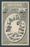 Souvenir De Chateauneuf Sur Cher - Ha 39 - Other Municipalities