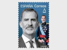 Spain Spanien MNH ** 2021 Basic Series - HRH King Felipe VI - 2011-... Nuevos & Fijasellos