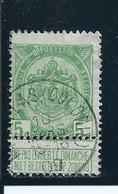 OCB 83 - Afstempeling MERXPLAS(COLONIE) - COBA 8 - 1893-1907 Wappen