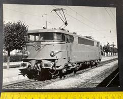 SNCF Locomotive électrique BB 20005/ Photos Cliché SNCF - Treinen