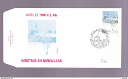 F.D.C.  N°2731   OBL 1 J 25-10-97   NOEL ET NOUVEL AN - 1991-00