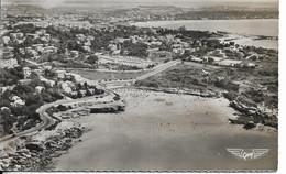 CPSM  ROYAN 17 :  Vu Du Ciel  -  Le Chay  -  Le Fort  -  La Conche  -  La Corniche - Grd F  Carte Vierge - Royan