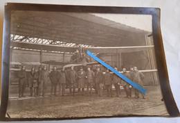 1916 Aviation Allemande Pilotes Navigants Fokker Aviatik Insignes Casques Vol Uniformes Tranchée Poilu Photo 14 18 Ww1 - War, Military
