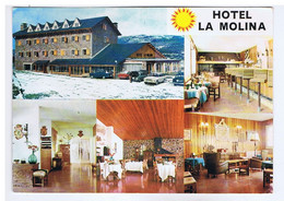 PYRENEES-ORIENTALES - HOTEL LA MOLINA En 5 Vues - Alberghi & Ristoranti