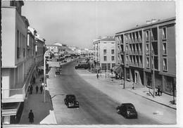 CPSM  ROYAN 17  :  Rue Gambetta  -  Années 50   Grd F  Carte Vierge - Royan