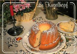 Recettes De Cuisine - Kugelhopf - Carte Neuve - Gastronomie - CPM - Voir Scans Recto-Verso - Recipes (cooking)