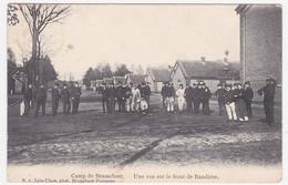 Militair - Brasschaat Kamp Polygoon - Une Vue Sur Le Front De Bandière - 1907 - Uitg. Jules Claes Nr. 1 - Brasschaat