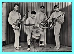 Carte Photo - Chatenay-Malabry (92) - Artistes - Les Alcatraz - Cantantes Y Músicos