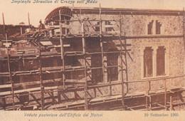 1905-Trezzo Sull'Adda, Milano, Impianto Idraulico, Edificio Dei Motori, Non Viaggiata - Milano (Milan)