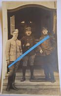 1915 Halle Oflag Offizergefangenenlager Officiers Français Prisonniers Infanterie Coloniale Poilu Photo 14 18 Ww1 - Guerra, Militari
