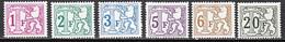 TX66/72 + TX73/83 Alle Papiersoorten (Dof, Wit, Polyvalent, Blauwe Gom, Grijze Gom, Epacar) XX  Cote 71,50 Euro - Unclassified