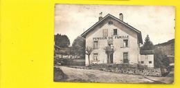 "GERARDMER LES XETTES Pension De Famille ""L'Abri"" (Duroc) Vosges (88) - Gerardmer"