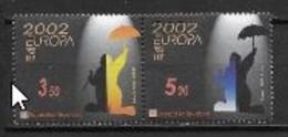 Croatie 2002 N° 575/576 Neufs Europa Le Cirque - 2002