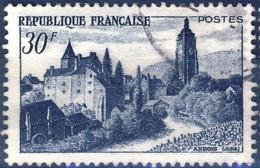 905  ARBOIS OBLITERE ANNEE 1951 - Usati