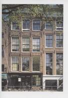 Amsterdam : Anne Frank Huis - Voorzijde - Front Of The House (façade De La Maison) Cp Vierge - Amsterdam