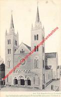 Paramaribo - La Cathédrale - Guyane Holland - Surinam
