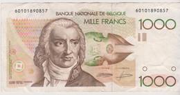 1000 Frank Gretry Demanet Godeaux VF - 1000 Frank