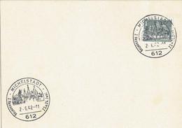 Germany - Sonderstempel / Special Cancellation (i755) - Lettres