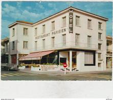 ROYAN HOTEL RESTAURANT PARISIEN 1 RUE NOTRE DAME CPSM GM TBE - Vaux-sur-Mer