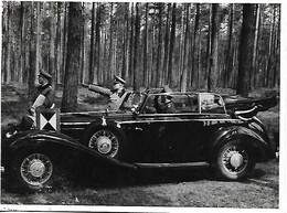 1941 -General HEINZ GUDERIAN, Original Foto 11,5X8,5cm.Toloschin  Operation Barbarossa - War 1939-45