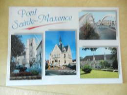 Dept 60  Pont Sainte Maxence Multivues 4   ( Neuve ) Edit Mage 6014/50 - Pont Sainte Maxence