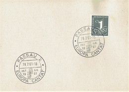 Germany - Sonderstempel / Special Cancellationt (i764) - Lettres