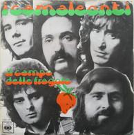 """7"""" - I CAMALEONTI - IL CAMPO DELLE FRAGOLE - CBS 1974 - Altri - Musica Italiana"""
