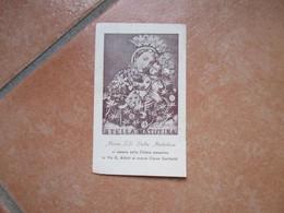 Devotion Image Maria STELLA MATUTINA Chiesa Via G.Albini Al Nuovo Corso Garibaldi - Devotion Images