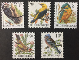 BELGIQUE / 1991 - / SERIE COURANTE - Used Stamps