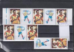 Rumänien Michel Cat.No. Mnh/** 5571 Combos - Unused Stamps