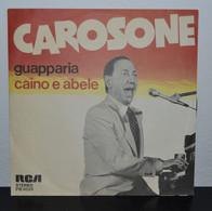 Gli Introvabili: Super Rarità! Renato Carosone - Guapparia - Caino E Abele - Altri - Musica Italiana