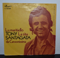 Gli Introvabili: Super Rarità! Canzonissima Tony Santagata - La Zita - Lu Maritiello - Altri - Musica Italiana