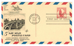 UXC3 Minneapolis 1960 / FDI - 1941-60