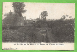 GENVAL   -   La Valée Der La Lasne, Vanne Du Moulin De Genval - Ohne Zuordnung