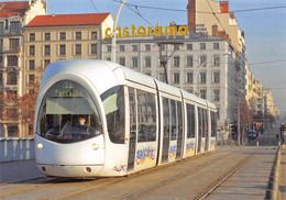 Lyon Tramway Pour Perrache Pont Gallieni Castorama - Ohne Zuordnung