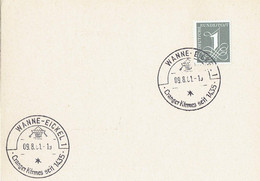 Germany - Sonderstempel / Special Cancellation # Wanne-Eickel (i775) - Lettres