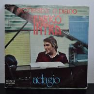 Gli Introvabili: Rarità! Orchestra E Piano Enrico Intra - Adagio - Paopop - Altri - Musica Italiana