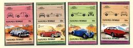 Tuvalu-Nanumea: Histor. Automobile 1984; Postfrisch/MNH - Cars