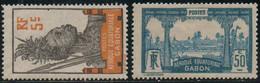GABON 1922 * - Unused Stamps