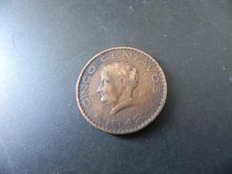 Mexico 5 Centavos 1942 - Mexico
