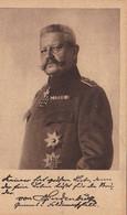 AK Feldmarschall Hindenburg - Ludendorff-Spende - 1. WK (55984) - Politische Und Militärische Männer