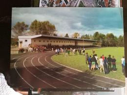 Postcard Stadium Tuchola Polska Stadion Stadio - Estadio - Stade - Sports - Football  Soccer - Voetbal