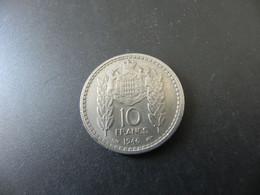 Monaco 10 Francs 1946 - 1922-1949 Louis II.