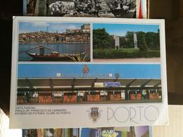 Postcard Stadium Porto Portugal Stadion Stadio - Estadio - Stade - Sports - Football  Soccer - Calcio