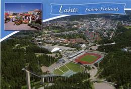 Postcard Stadium Lahti Finland  Stadion Stadio - Estadio - Stade - Sports - Football  Soccer - Calcio