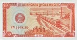 Cambodia 0.5 Riel, P-27 (1979) - UNC - Cambodia