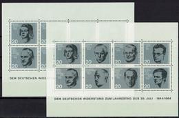 ..Mi. Block 3 ** - Blocks & Kleinbögen