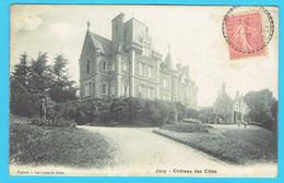 CPA JOUY Château Des Côtes - Les Loges En Josas  - 78 Yvelines - Jouy En Josas