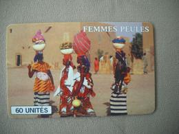 7045 Télécarte Collection FEMMES PEULES      ( Recto Verso)  Carte Téléphonique - Cultura